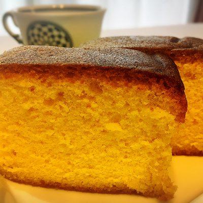 オリジン究極のナポレオン・ブランデーケーキ