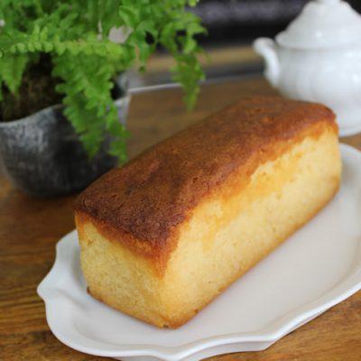 オリジン定番のXO・ブランデーケーキ